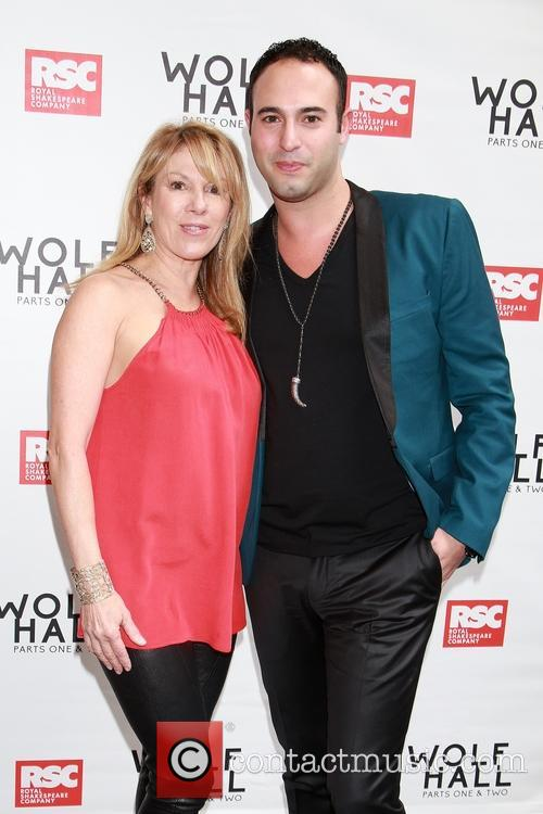 Ramona Singer and Adam Blanshay 1