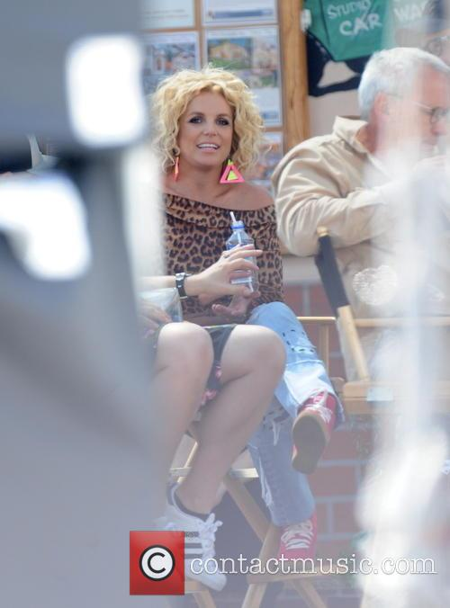 Britney Spears and Briney Spears 10