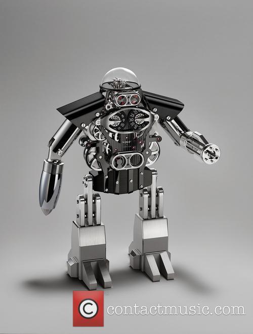 Melchior The Robot Clock 6