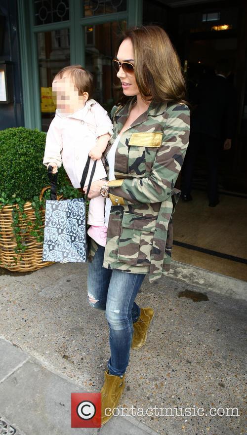 Tamara Ecclestone and Sophia Ecclestone 9