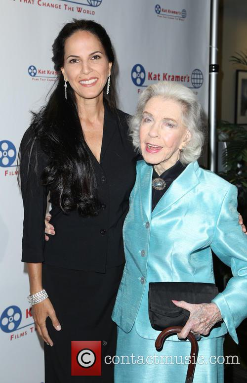 Mariana Tosca and Marsha Hunt 1