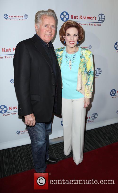 Martin Sheen and Kat Kramer 3