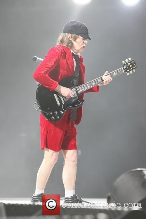 Angus Young and Ac/dc 7