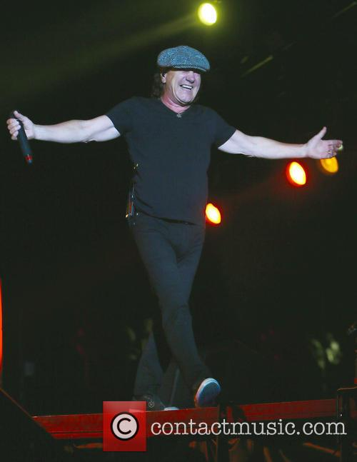 Brian Johnson and Ac/dc 7