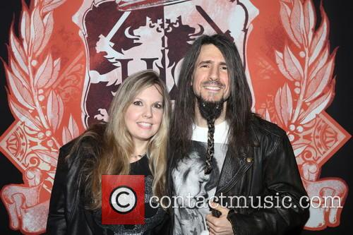 Jennifer Thal and Ron Bumblefoot Thal 2