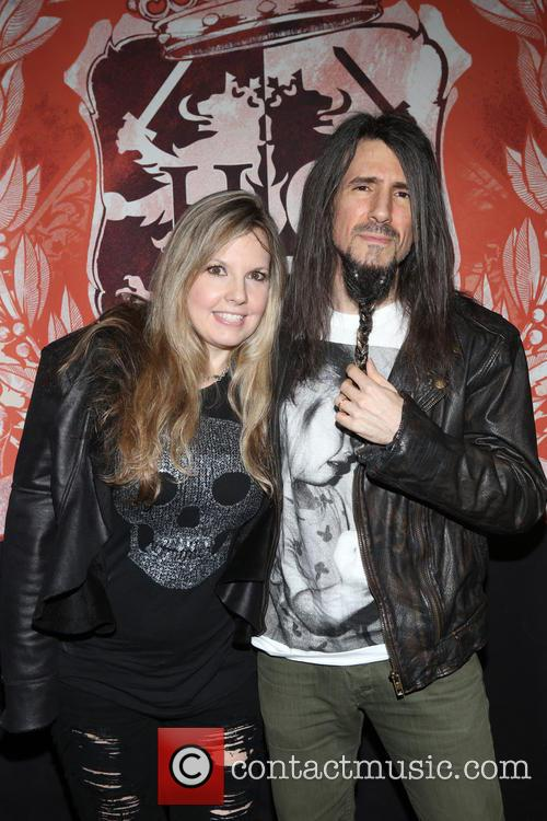 Jennifer Thal and Ron Bumblefoot Thal 1