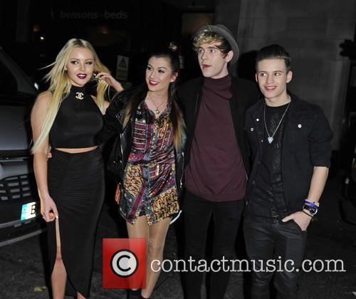 Only The Young, Betsy-blue English, Charlie George, Mikey Bromley and Parisa Tarjomani 8
