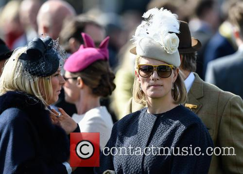 Zara Tindall, Zara Phillips and Mike Tindall 2