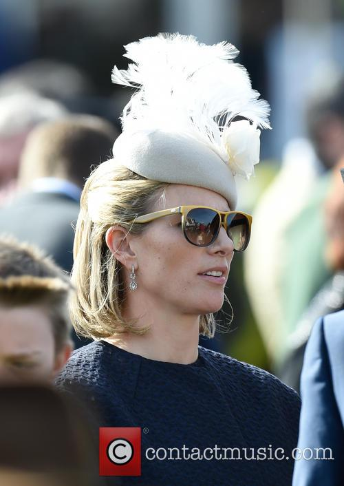 Zara Tindall, Zara Phillips and Mike Tindall 5