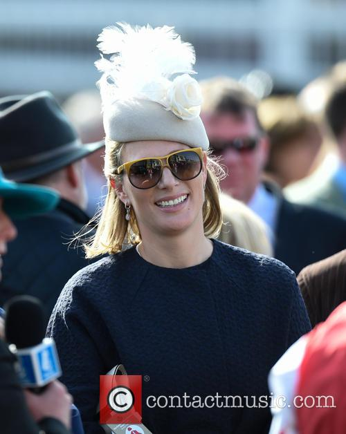 Zara Tindall, Zara Phillips and Mike Tindall 6