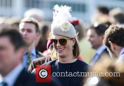 Zara Tindall, Zara Phillips and Mike Tindall 9
