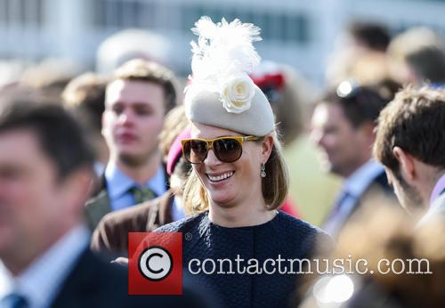 Zara Tindall, Zara Phillips and Mike Tindall 10