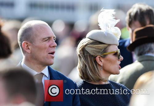 Zara Tindall, Zara Phillips and Mike Tindall 11