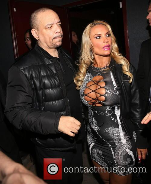 Ice T and Coco 8