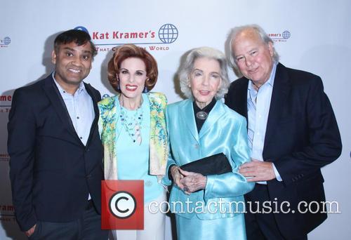 Ravi Kumar, Kat Kramer, Marsha Hunt and Leszek Burzynski 2