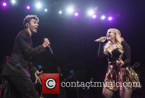 Meghan Trainor and Nathan Sykes 4