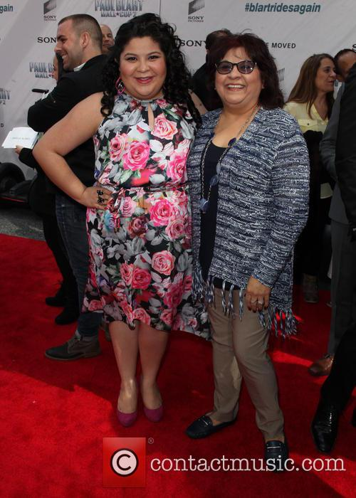 Raini Rodriguez and Diane Rodriguez 6