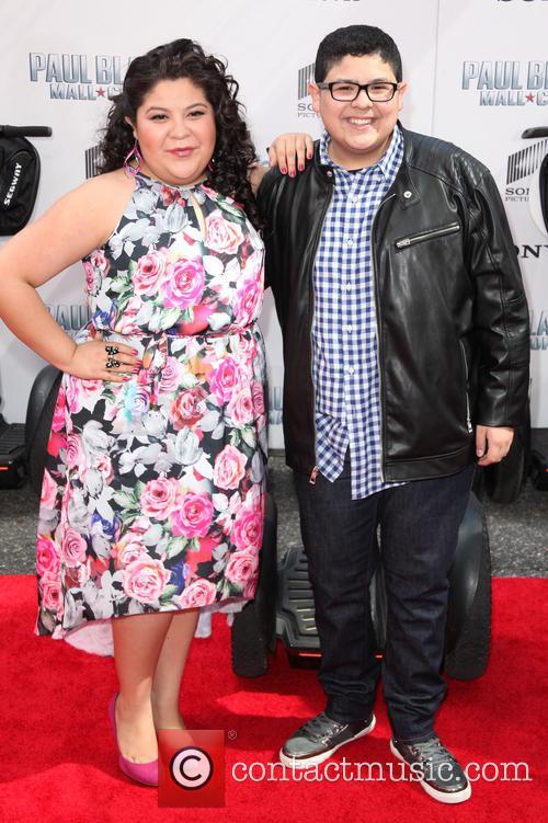 Raini Rodriguez and Rico Rodriguez 5