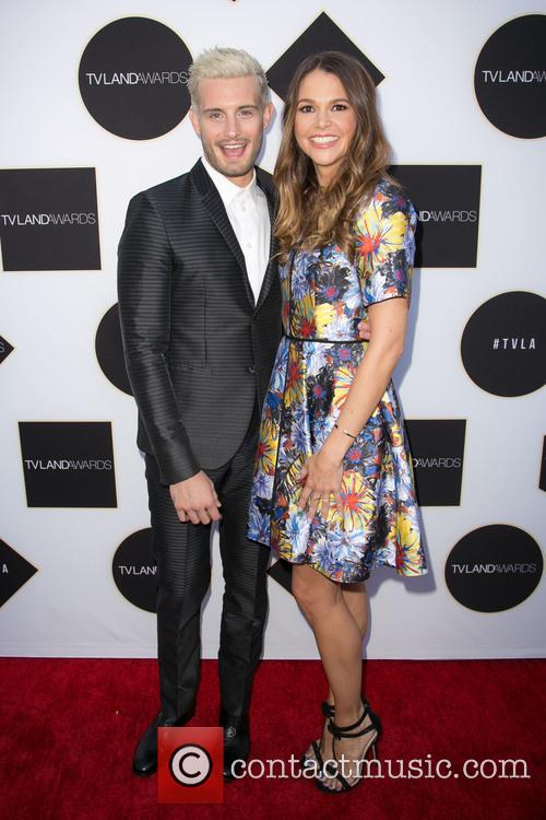 Nico Tortorella and Sutton Foster 2