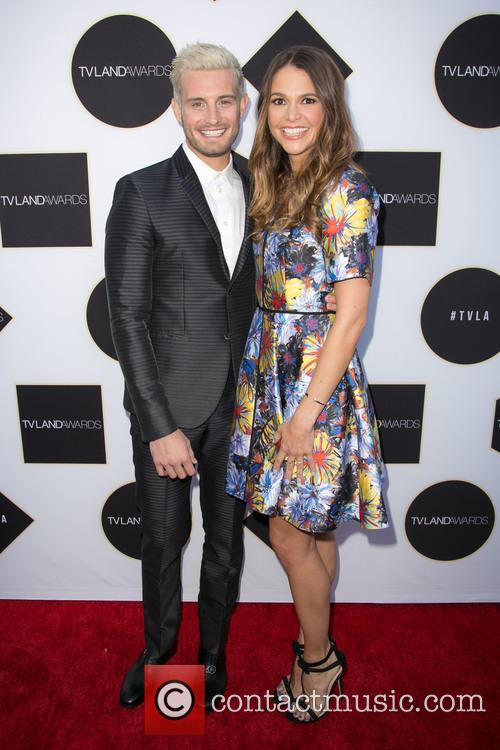 Nico Tortorella and Sutton Foster 3