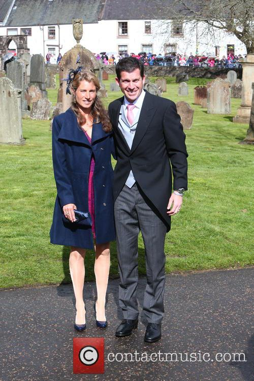 Andy Murray, Guest, Kim Sears and Cathedral 9