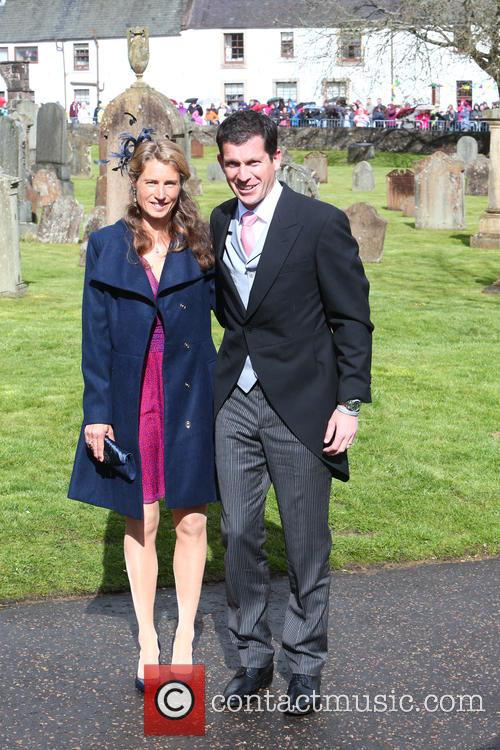 Andy Murray, Guest, Kim Sears and Cathedral 11
