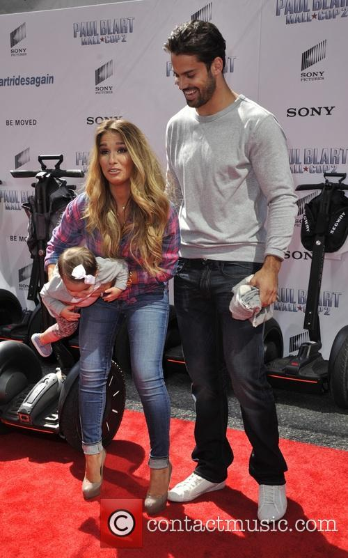 Jessie James and Eric Decker 2