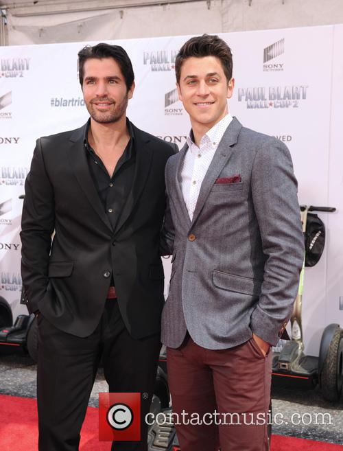David Henrie and Eduardo Verastegui 5