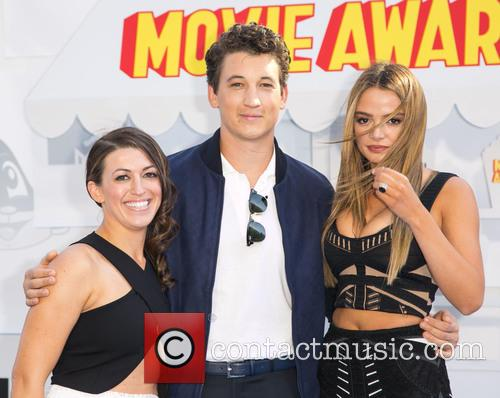 Guest, Miles Teller and Keleigh Sperry 4