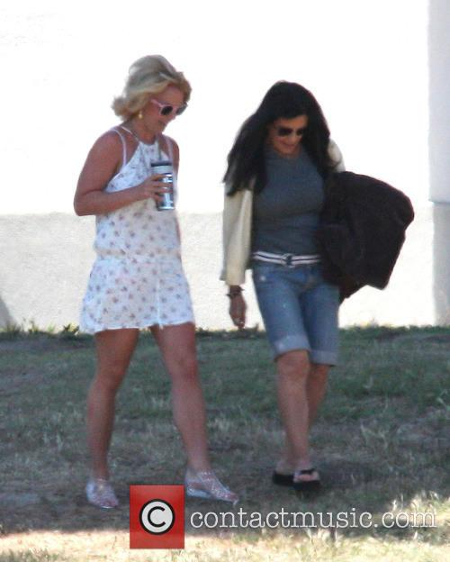 Britney Spears and Lynne Spears 3