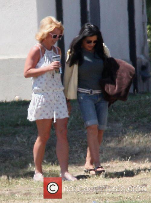 Britney Spears and Lynne Spears 4