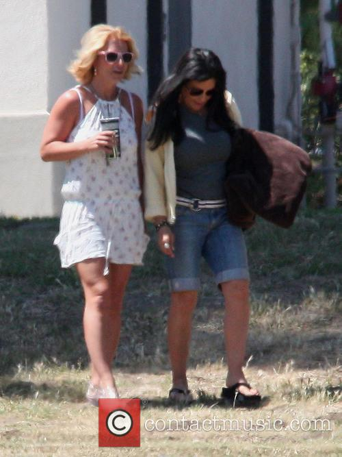 Britney Spears and Lynne Spears 5