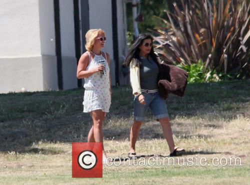 Britney Spears and Lynne Spears 6