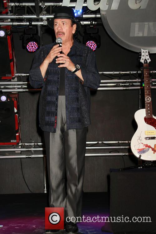 Carlos Santana 11