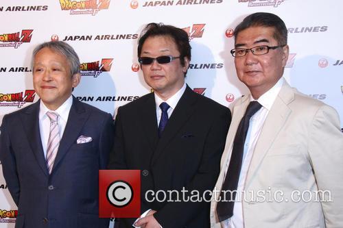 Kazuhiko Torishima, Tadayoshi Yamamuro and Kozo Morishita 2