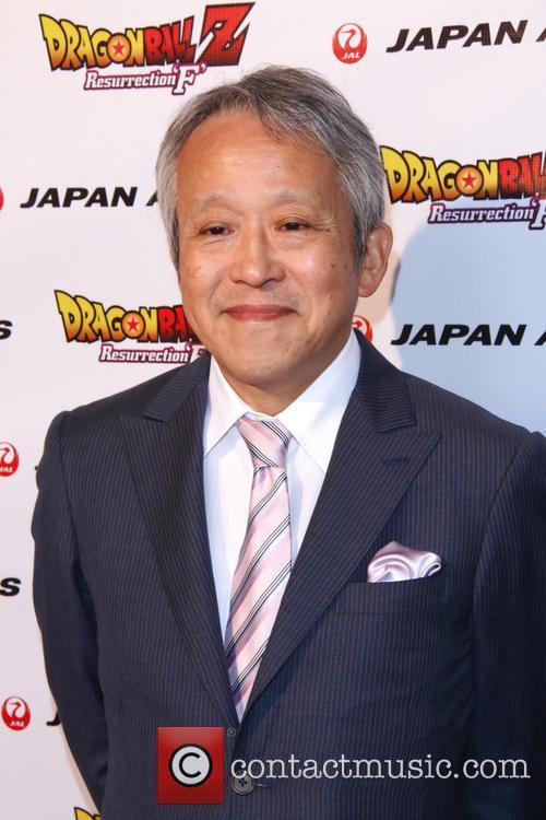 Kazuhiko Torishima 1