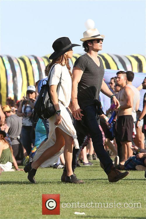 Ian Somerhalder and Nikki Reed 6