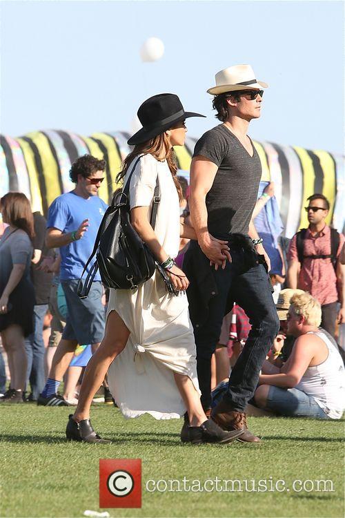 Ian Somerhalder and Nikki Reed 7