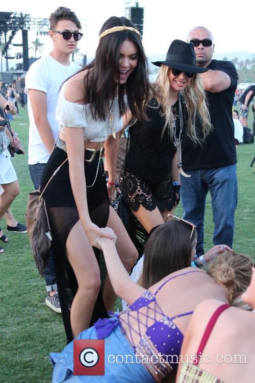 Kendall Jenner, Sarah Ferguson, Hailey Baldwin and Gigi Hadid 2