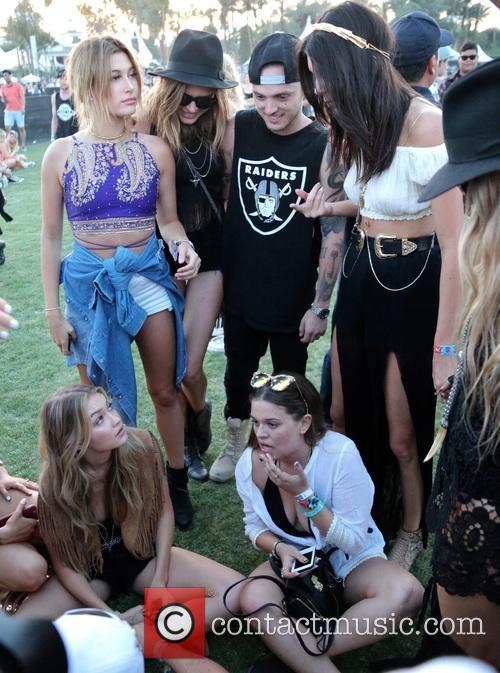 Kendall Jenner, Sarah Ferguson, Hailey Baldwin and Gigi Hadid 1