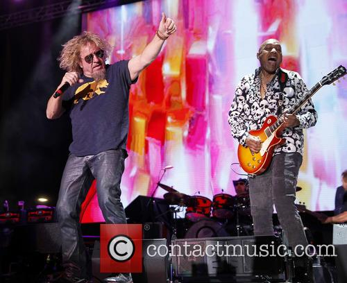 Sammy Hagar and Vic Johnson 4