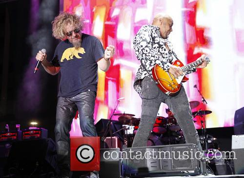 Sammy Hagar and Vic Johnson 8