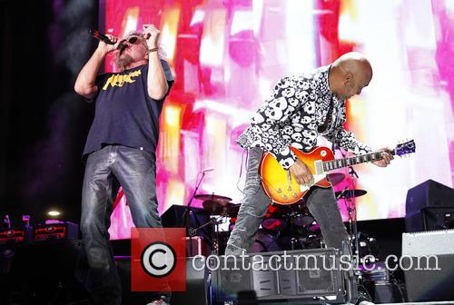 Sammy Hagar and Vic Johnson 9