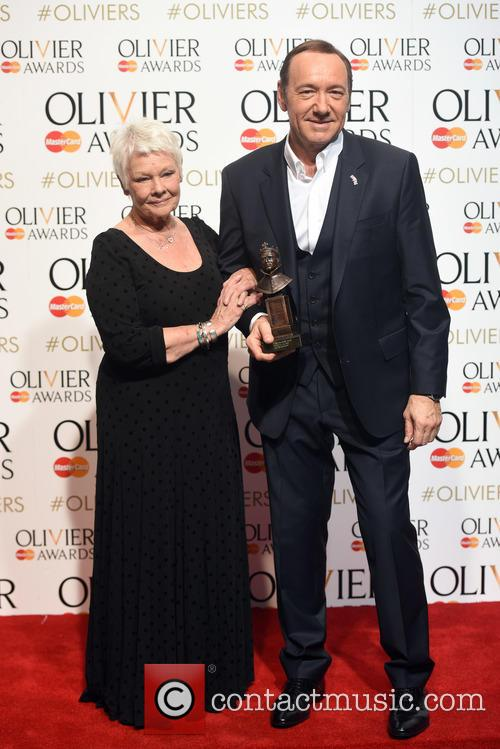 Dame Judi Dench and Kevin Spacey 3