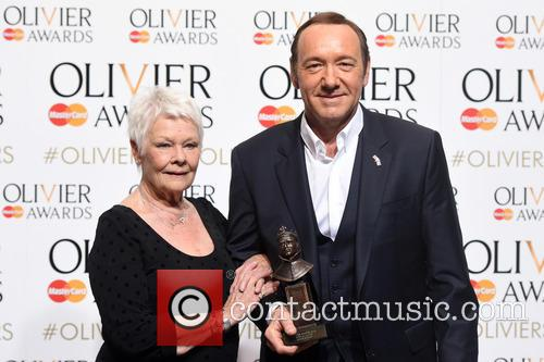 Dame Judi Dench and Kevin Spacey 1