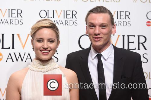 Dianna Agron and Jamie Campbell Bower 1