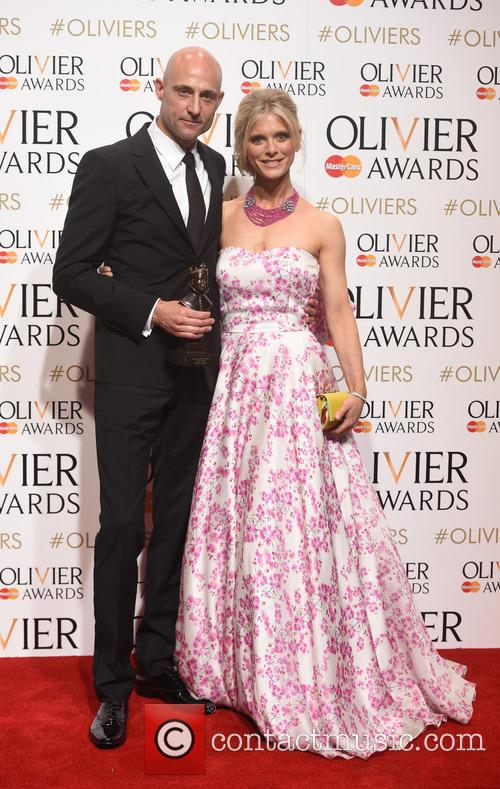 Emilia Fox and Mark Strong 8