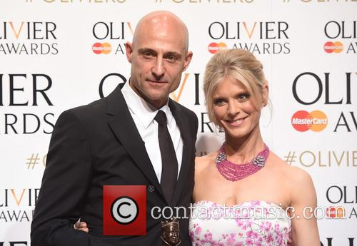 Emilia Fox and Mark Strong 9