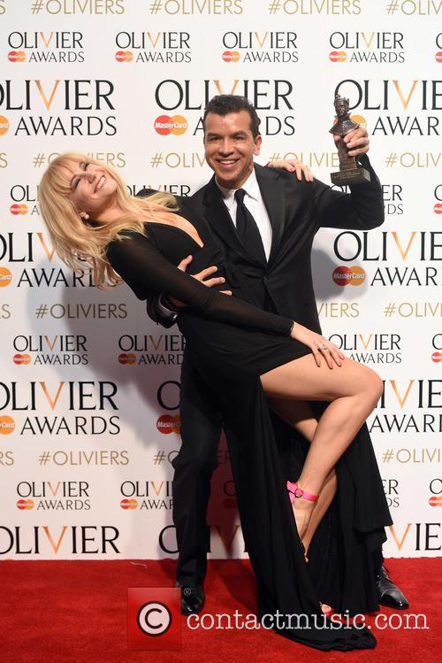 Pixie Lott and Sergio Trujillo 7