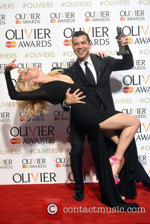 Pixie Lott and Sergio Trujillo 9